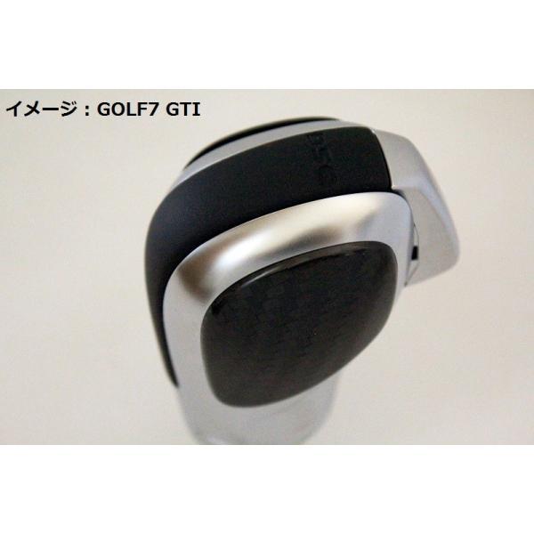 GOLF7/PASSAT/POLO/Tiguan DSGシフトノブ カーボントリム|itempost|06