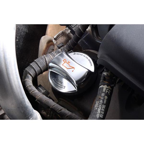 core OBJ VW/Audi用 オイルキャップカバー Ver.1|itempost
