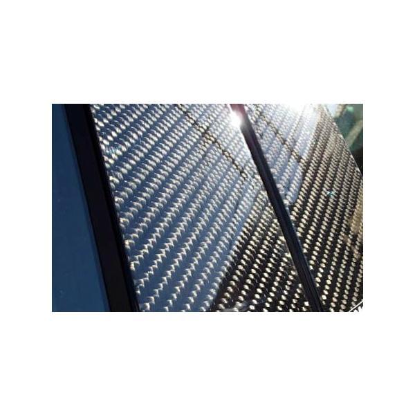 リアルカーボン ピラーパネル 6pcセット(GOLF7ハッチバック用)|itempost|05