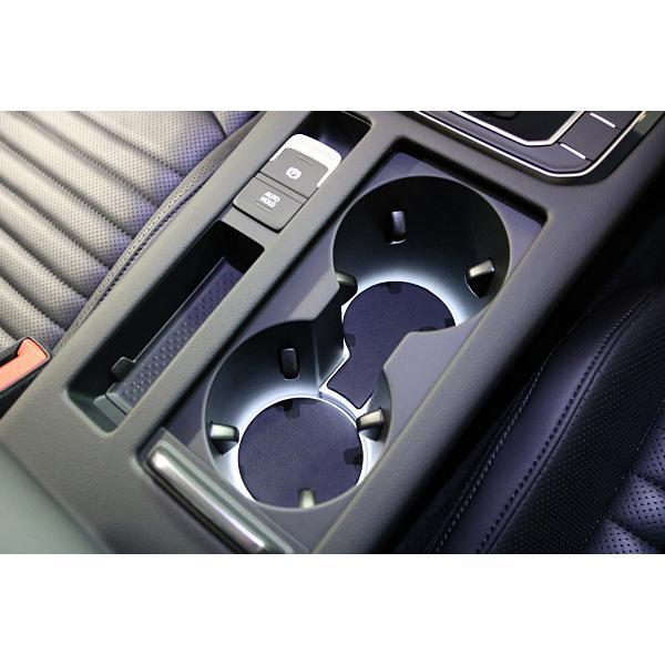【SALE】VW Passat(B8) / Arteon ドリンクホルダー LEDイルミネーション (AXIS)|itempost