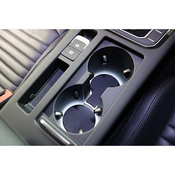 VW New Passat(B8) ドリンクホルダー LEDイルミネーション (AXIS)|itempost|02