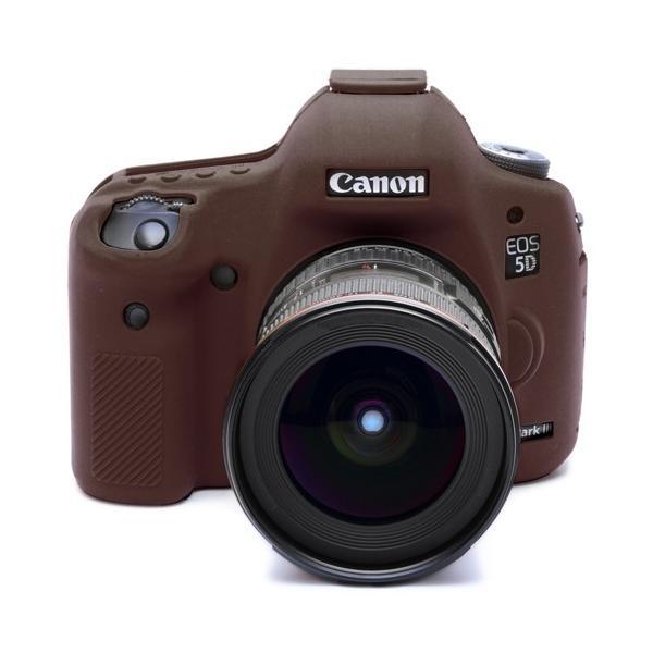 イージーカバー Canon EOS 5DS / 5Ds R / 5D Mark3用 限定カラー・チョコブラウン|itempost|04