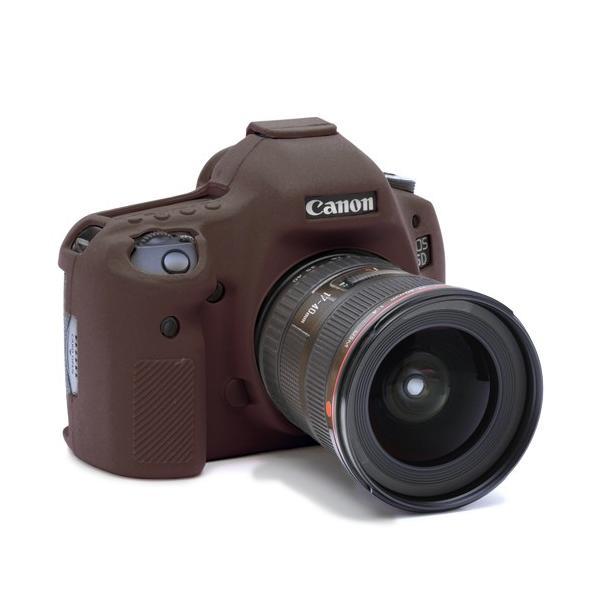 イージーカバー Canon EOS 5DS / 5Ds R / 5D Mark3用 限定カラー・チョコブラウン|itempost|05