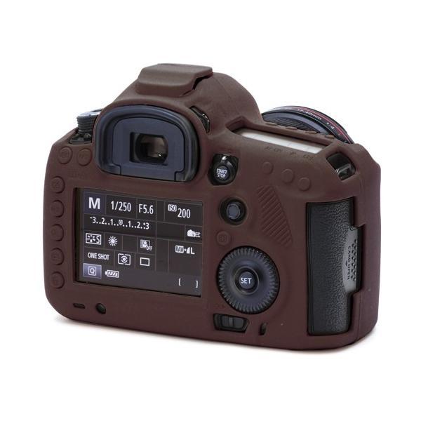 イージーカバー Canon EOS 5DS / 5Ds R / 5D Mark3用 限定カラー・チョコブラウン|itempost|06