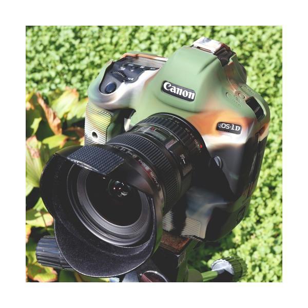 イージーカバーCanon EOS-1D X / 1D X Mark II 用 カモフラージュ|itempost|06