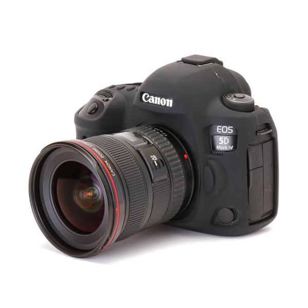 イージーカバー Canon EOS 5D Mark4 用 ブラック|itempost