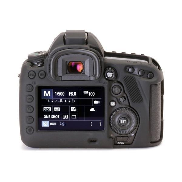 イージーカバー Canon EOS 5D Mark4 用 ブラック|itempost|02