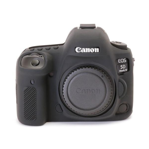 イージーカバー Canon EOS 5D Mark4 用 ブラック|itempost|03