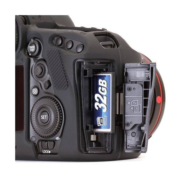 イージーカバー Canon EOS 5D Mark4 用 ブラック|itempost|05