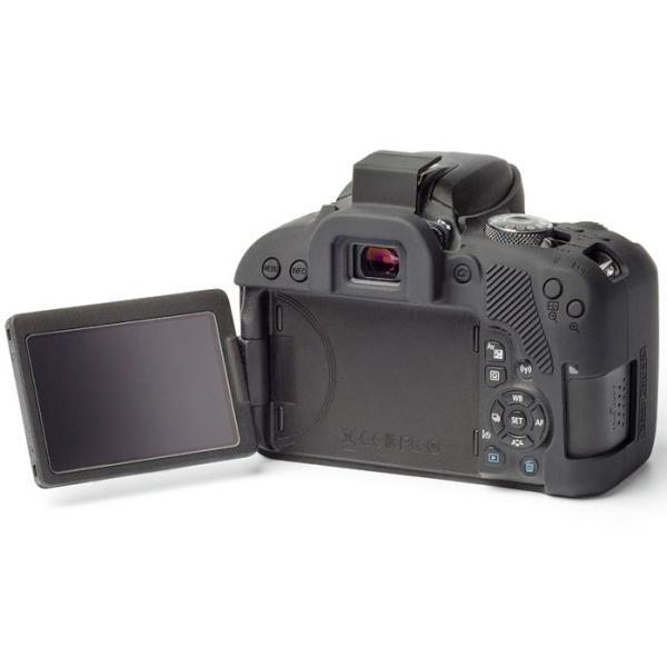 イージーカバー Canon EOS Kiss X9i 用 ブラック|itempost|05