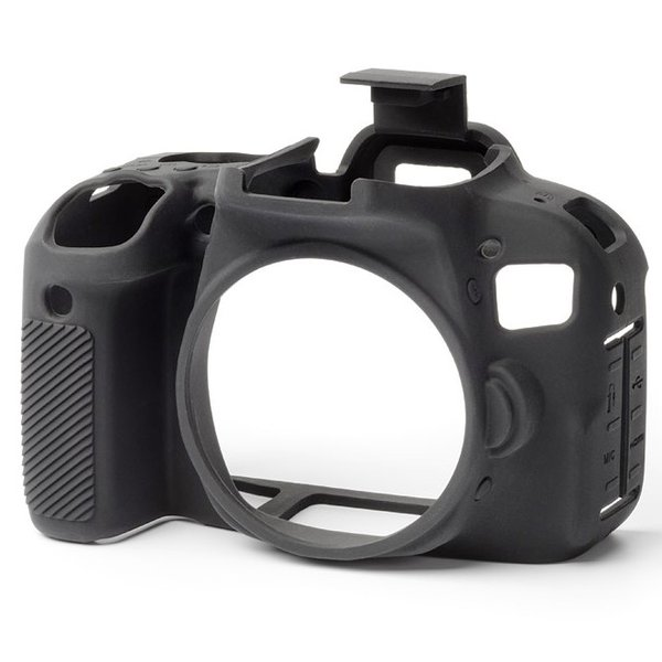 イージーカバー Canon EOS Kiss X9i 用 ブラック|itempost|06