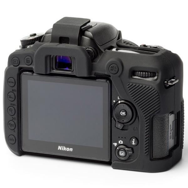 イージーカバー Nikon D7500 用 ブラック|itempost|05