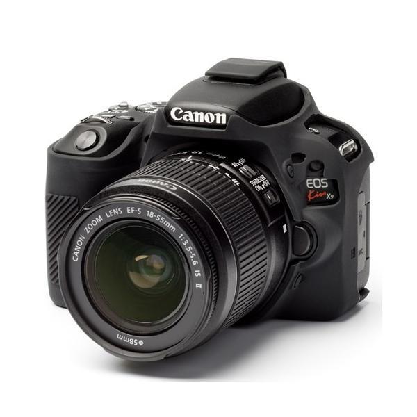 イージーカバー Canon EOS Kiss X9 用 ブラック|itempost|04
