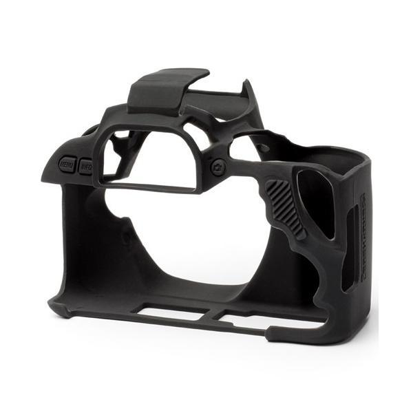 イージーカバー Canon EOS Kiss X9 用 ブラック|itempost|06
