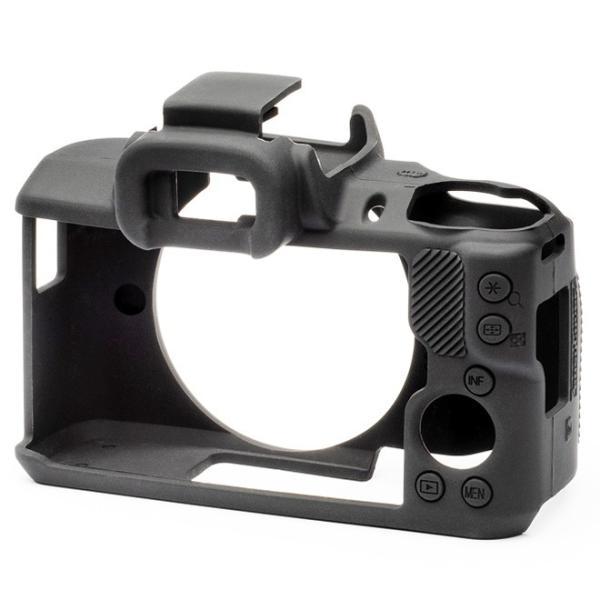 イージーカバー Canon EOS Kiss M 用 ブラック|itempost|02