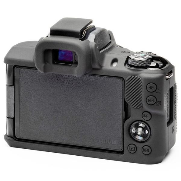 イージーカバー Canon EOS Kiss M 用 ブラック|itempost|05