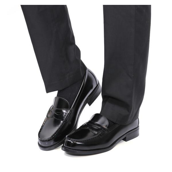 【送料無料】 (平日24時間以内発送) Jo Marino メンズ ローファー 学生靴 通勤 通学 撥水加工 軽量 防滑 防臭|itempost|06