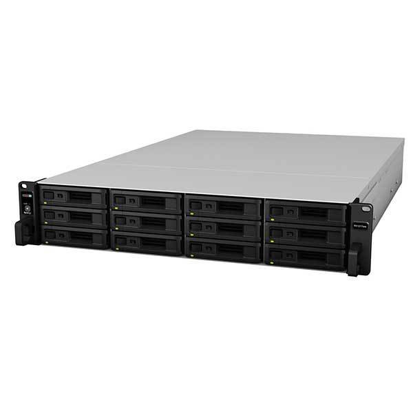 Synology FS3017/RS18017xs+用2U12ベイ拡張ユニット RX1217sas|RX1217sas|itempost|01