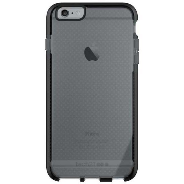Tech21 Evo Mesh Sport for iPhone 6 Plus/6s Plus 耐衝撃ケース  Smokey/Black (ブラック) (V3) T21-5176
