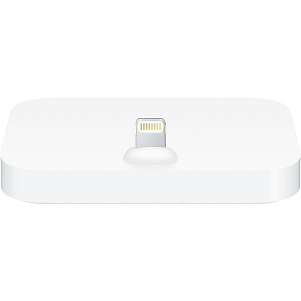 APPLE iPhone Lightning Dock MGRM2AM/A(iPhone Lightning Dock) ホワイトの画像