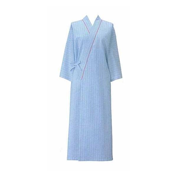 医療白衣 289-98 KAZEN 患者衣ガウン|itempost
