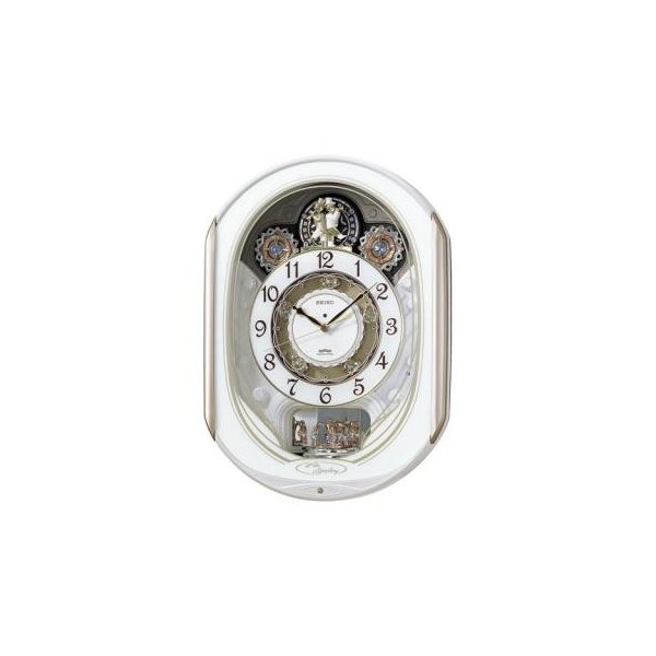 新品取寄せ品 セイコークロック 電波掛時計 RE565H