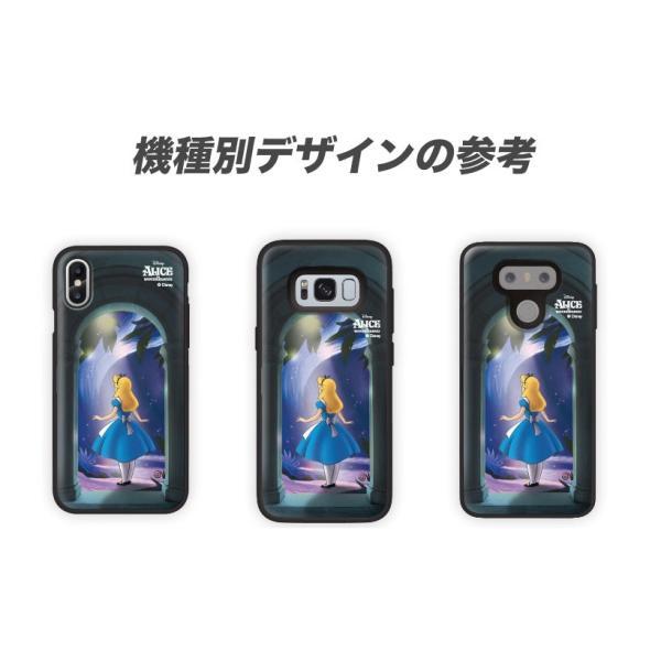 ディズニー iPhoneケース iPhoneXSMAX iPhoneXR iPhone8 iPhone7 iPhoneXS ふしぎの国のアリス カード収納 ミラー付き Galaxy 送料無料 公式 グッズ|itfriends|14