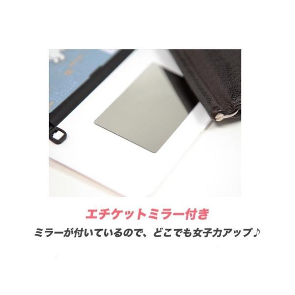 ディズニー iPhoneケース iPhoneXSMAX iPhoneXR iPhone8 iPhone7 iPhoneXS ふしぎの国のアリス カード収納 ミラー付き Galaxy 送料無料 公式 グッズ|itfriends|09