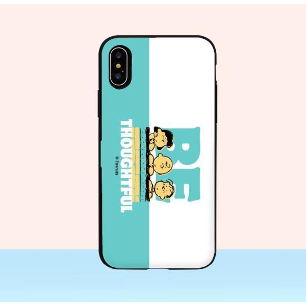 スヌーピーケース iPhoneケース iPhone11 Pro MAX iPhoneXR iPhone7 iPhone8 SNOOPY 公式 カード収納 ミラー付き グッズ スマホケース Galaxy プレゼント|itfriends|10