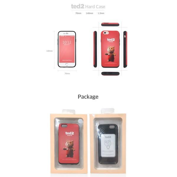 7ebacf1355 ... テッド iPhoneケース グッズ テッド2 カード スライド iPhoneX iPhone8 iPhone7 iPhone6s 声優 TPU  PC パンパー