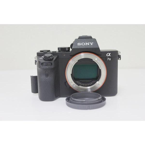 アウトレット品 送料・代引き手数料無料 ■Aランク新入荷商品 /35mmフルサイズミラーレス一眼カメラ■ソニー ILCE-7M2
