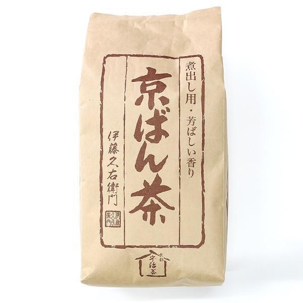 京ばん茶300g袋入 § 宇治茶 ギフト お取り寄せ 伊藤久右衛門