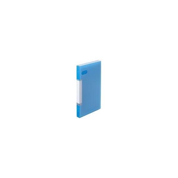 ジョインテックス CDファイル24枚収納青10冊 A410J-B-10
