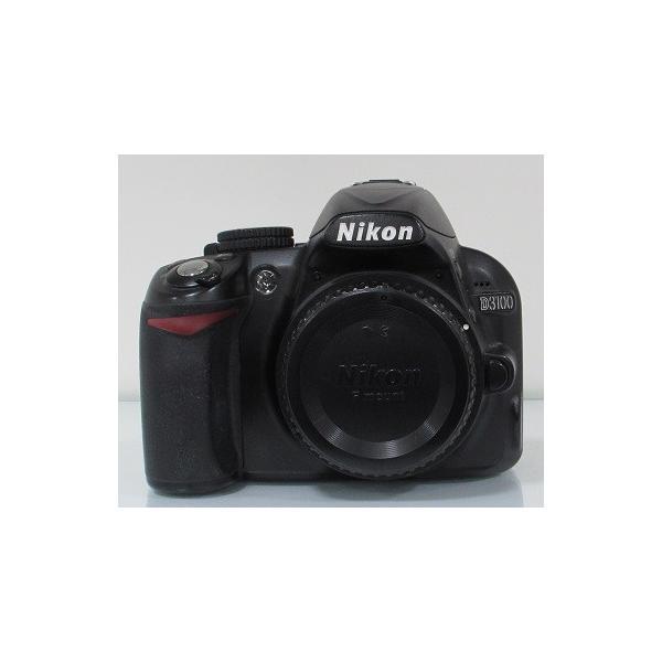 【中古】 Nikon D3100ボディ [デジタル一眼レフカメラ]