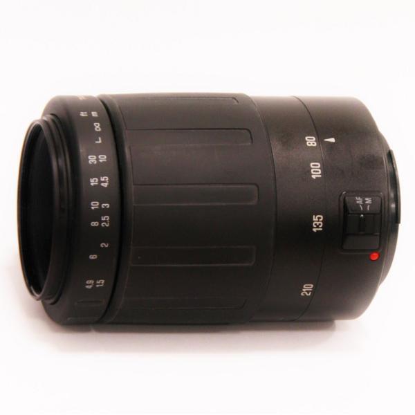 【中古】 TAMRON AF 80-210mm F4.5-5.6 【Model 278D キヤノン用】