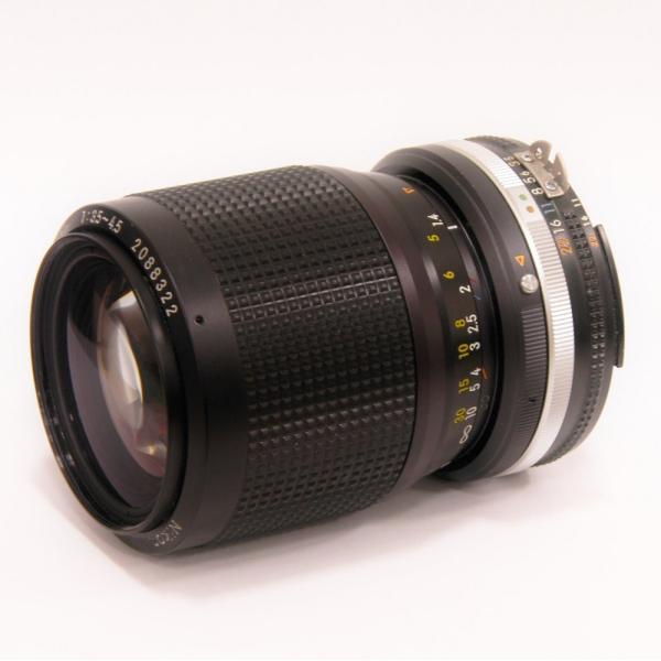 【中古】 Nikon Ai Nikkor 35-105mm F3.5-4.5 S[マニュアルフォーカスレンズ]