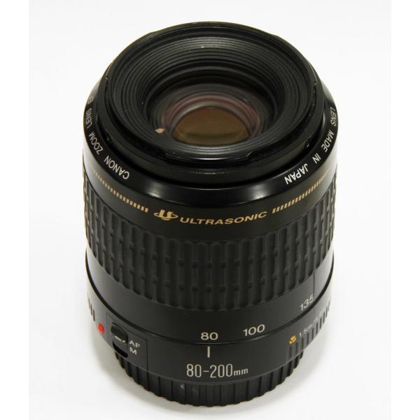 【中古】 Canon EF 80-200mm F4.5-5.6 USM[オートフォーカスレンズ]