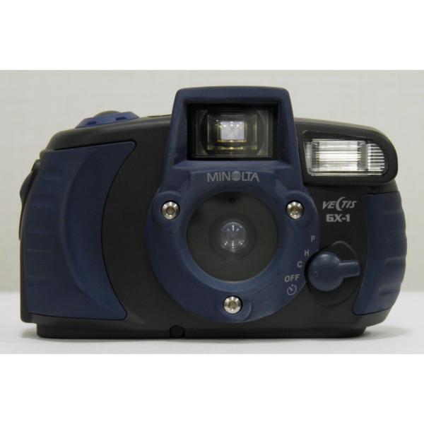 【ジャンク品】【APSコンパクトカメラ】 MINOLTA VECTIS GX-1
