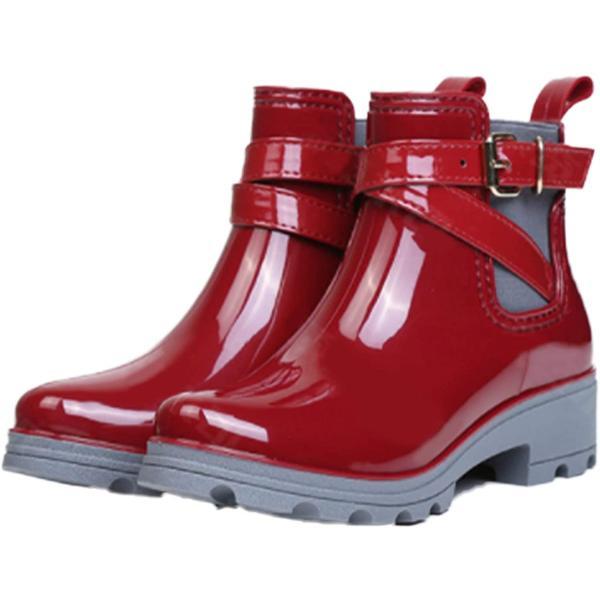 ルルフェルテ レインシューズ靴雨靴通学大きいサイズ小さいサイズ痛くない疲れにくいローヒール長靴長くつ雨具レイングッズ雪
