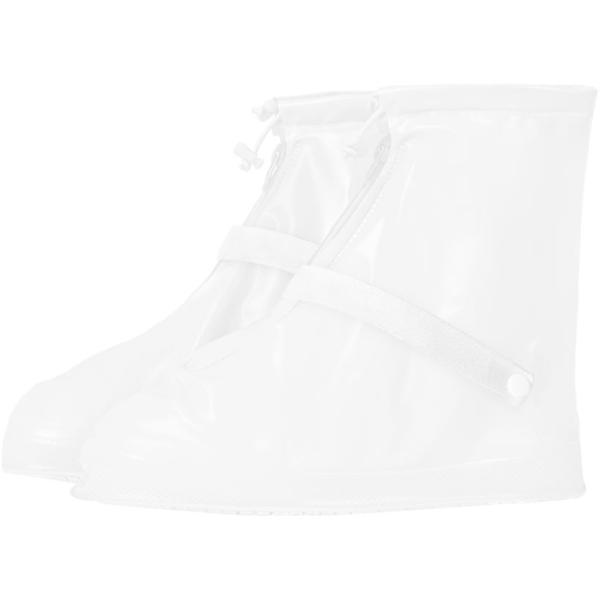 レインシューズカバーレインブーツ完全防水スニーカーカバーメンズレディーズ男女兼用雨避け梅雨滑り止め撥水加工濡れない着脱簡単靴