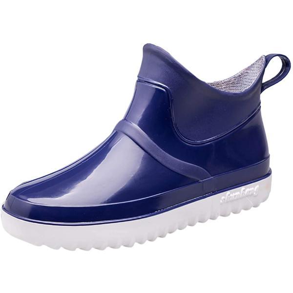 CandX レインブーツレディースandメンズレインシューズ戸外とがい防水レインカバー靴カバーレ女の子折りたたみ靴保護ブーツ