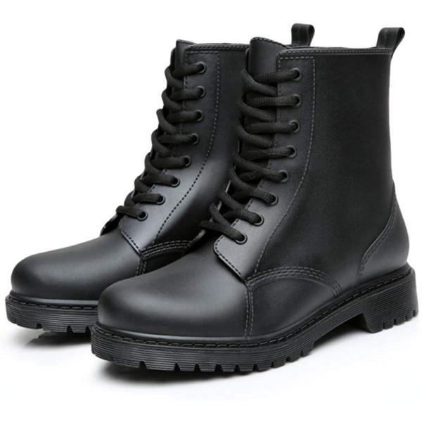 CandX レインブーツレディースandメンズレインシューズ防水マーティン靴レインカバー靴カバーレ女の子折りたたみ靴保護ブー
