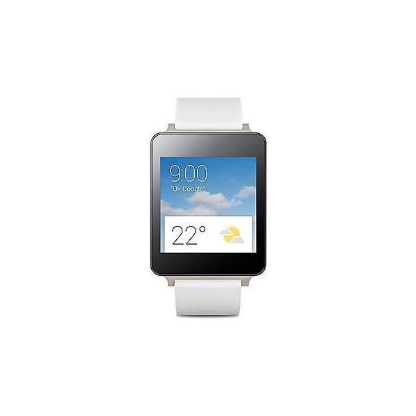 LG G Watch (スマートウォッチ) Android Wear - White