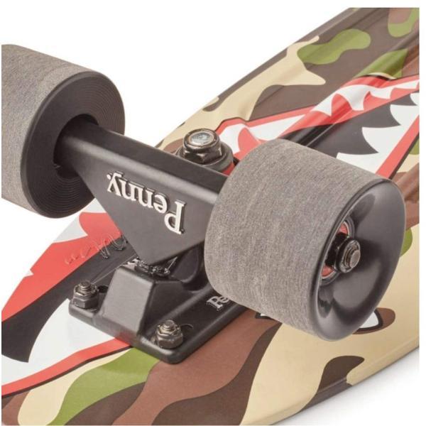PENNY skateboard(ペニースケートボード)27inchモデル GRAPHICシリーズ SHARKBOMBER|itsudemokaden