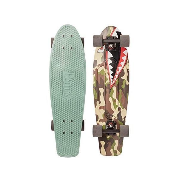 PENNY skateboard(ペニースケートボード)27inchモデル GRAPHICシリーズ SHARKBOMBER|itsudemokaden|06