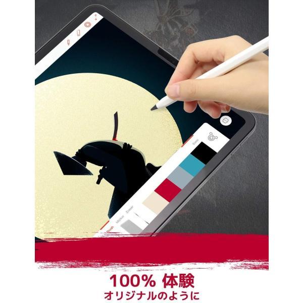 吉川優品 Apple Pencilチップ 2個入り Apple Pencilペン先 柔らかい 書き心地が良い第1世代 / 第2世代 Appl|itsudemokaden|08