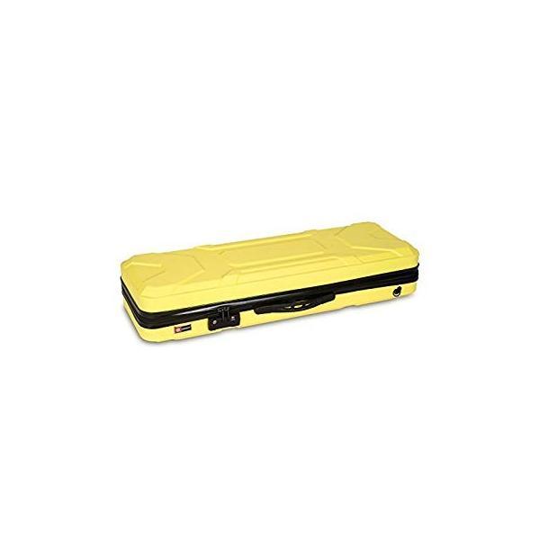 CROSSROCK CRA400VFYL ABS製4/4サイズ バイオリン用ハードケース イエロー|itsudemokaden|02