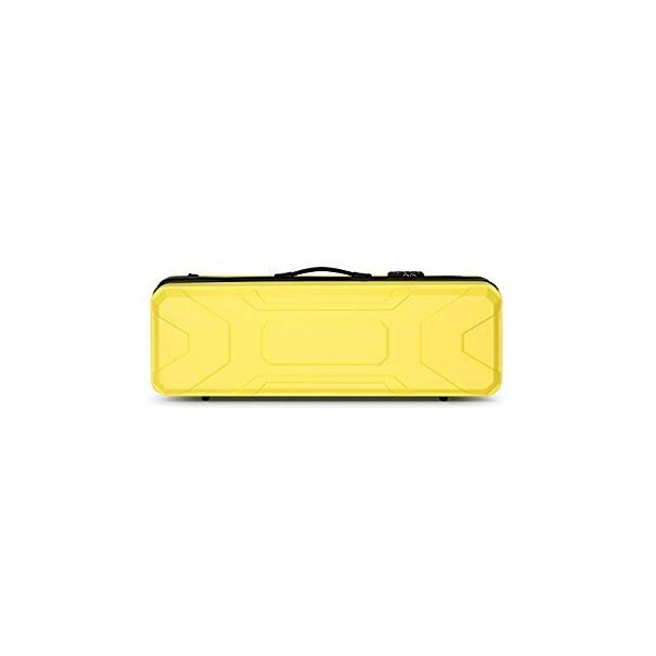 CROSSROCK CRA400VFYL ABS製4/4サイズ バイオリン用ハードケース イエロー|itsudemokaden|07