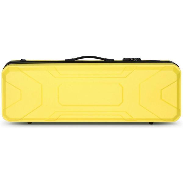 CROSSROCK CRA400VFYL ABS製4/4サイズ バイオリン用ハードケース イエロー|itsudemokaden|09