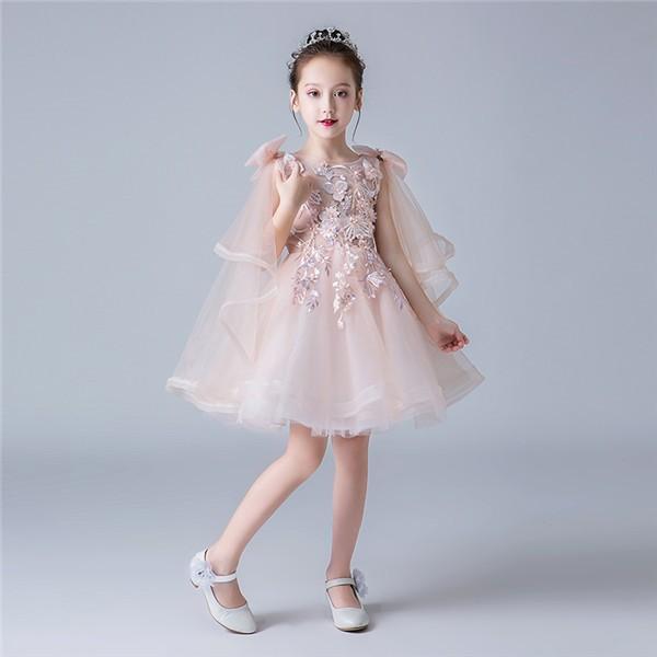 4837ea0af06e1 ... 子供 ドレス 子供ドレス 女の子 女の子ドレス パーティードレス ワンピースフォーマル 上品 レース 発表会 子ども ...